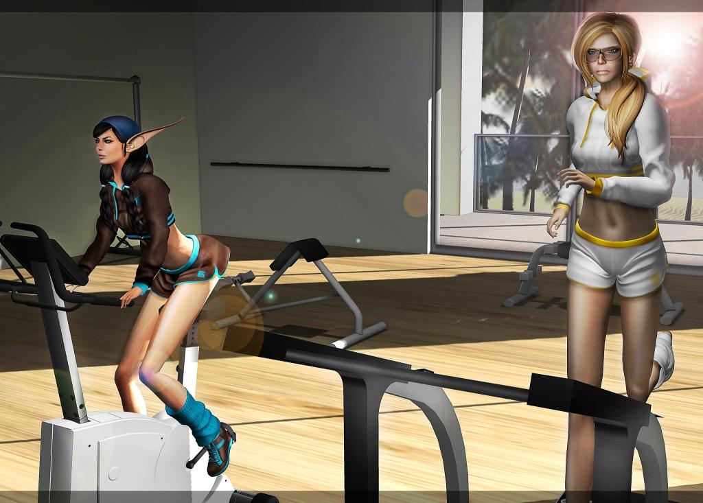GIZZA - Workout2048